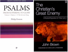 Latest Christian book reviews