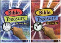 Bible Treasure - Christian daily readings