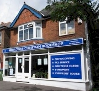 We sell reformed Christian books in the UK