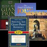 King James Bibles (AV)