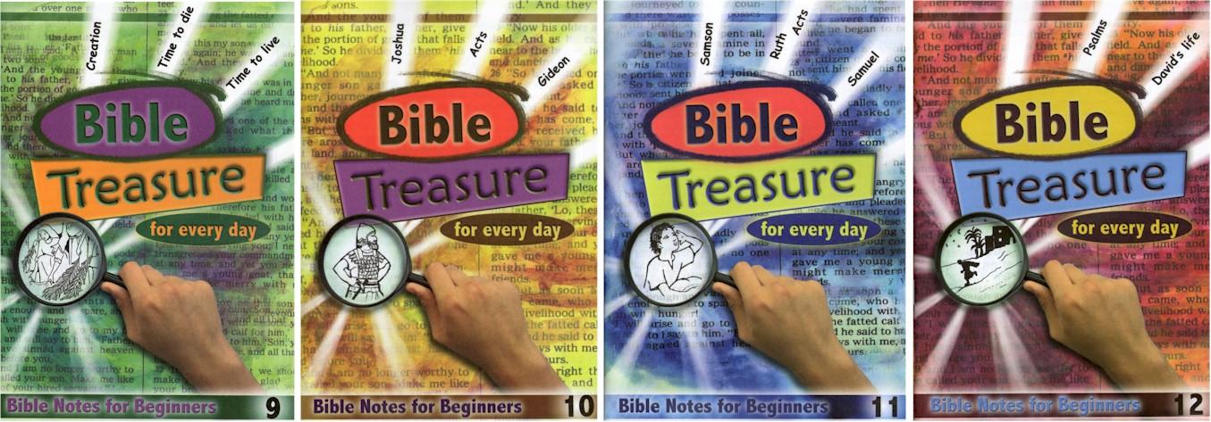 Bible-treasure-series