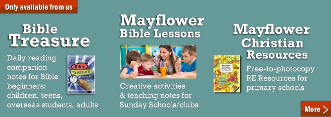 Exclusive Bible resources for Clubs Sunday Schools Primary Schools & Home