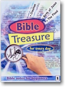 daily readings for Bible beginners